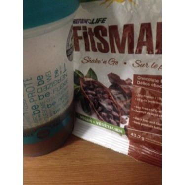 Renew Life FitSmart Shake'n Go Chocolate Delight