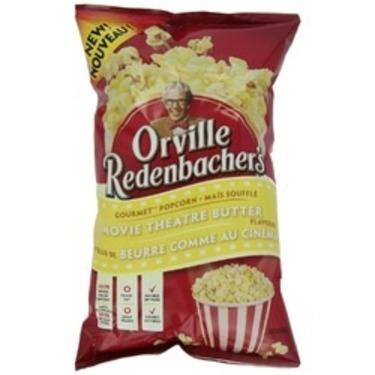 Orville Redenbacher's Gourmet Popcorn Movie Theatre Butter
