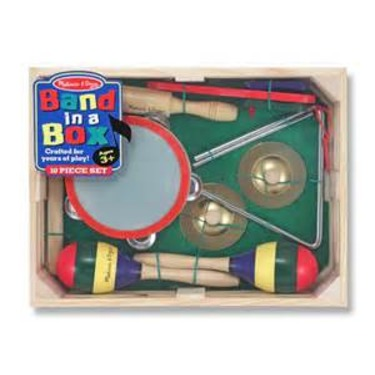 Melissa & Doug Band In The Box