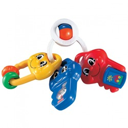 Fisher-Price Bright Beginnings Musical Activity Keys