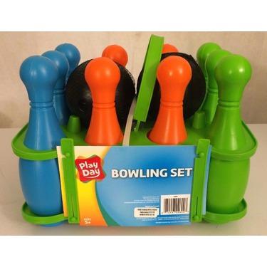Kids Plastic Ten Pin Bowling Set