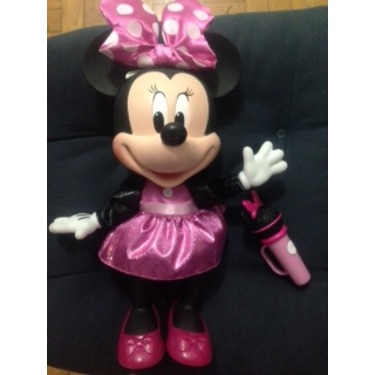 Singing Minnie The Mouse