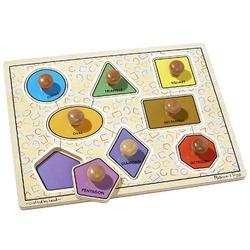 Mellisa & Doug shape puzzle