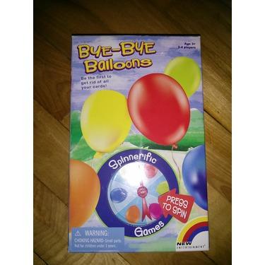 Bye Bye Balloons