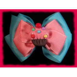 Baby Girl's Headband and Bows