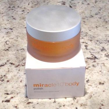 Miracle 10 Body Polish Exfoliating Scrub
