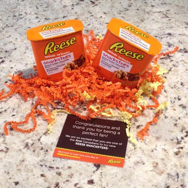 Reese Snacksters