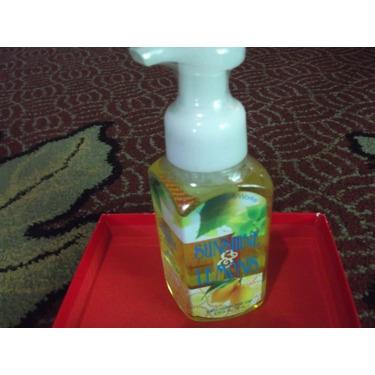 Bath & Body Works Sunshine Lemon Hand Soap