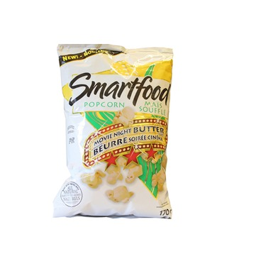 Smartfood Popcorn Movie Theater Butter Flavored
