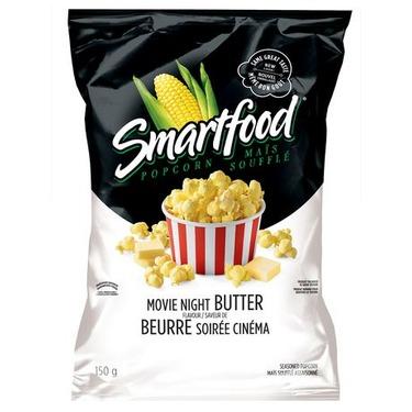 Smartfood Movie Night Butter Popcorn