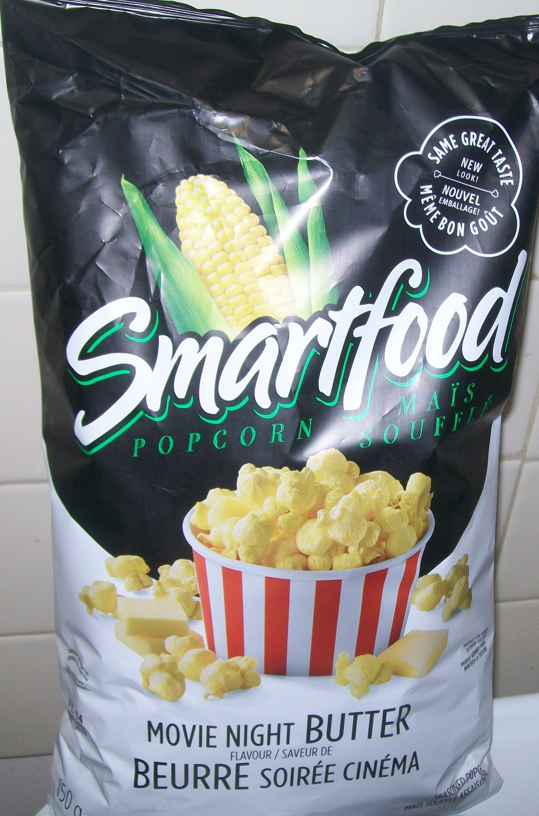 Smartfood Popcorn Movie Theater Butter Flavored Reviews In Snacks Chickadvisor
