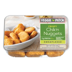 Veggie Patch Chik'n Nuggets Meatless