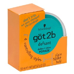 got2b Defiant Define & Shine Pomade