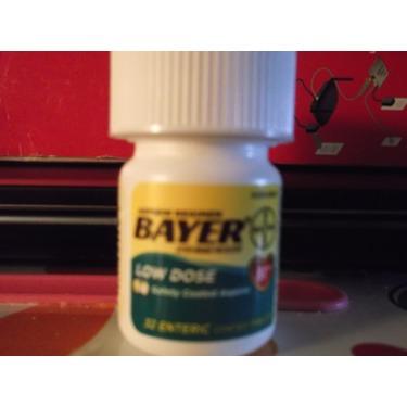 Bayer Low Dose Aspirin