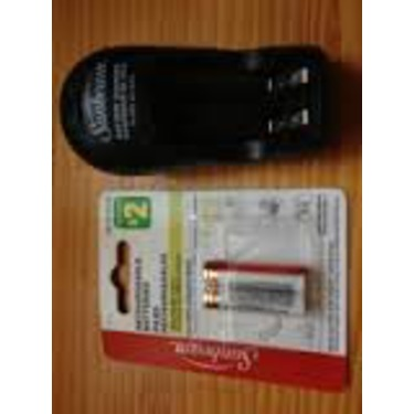 Sunbeam Rechargeable Batteries and Charger