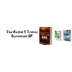 Exilon5 Trilogy by Eliza Green