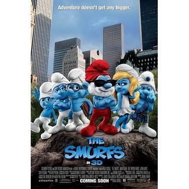 The Smurfs 3D