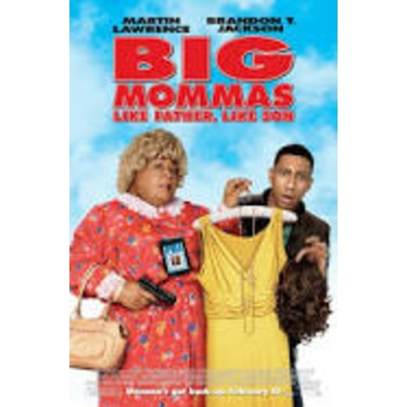 Big Mommas Like Father, Like Son
