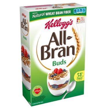 Kellogg's All Bran Buds Cereal