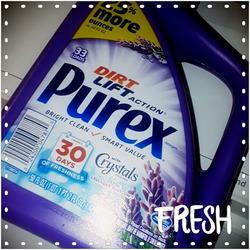 Purex Crystal Lavender Blossom Laundry Detergent