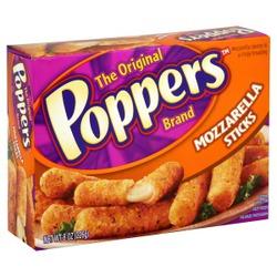 Poppers Mozzarella Sticks