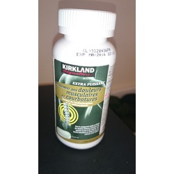 Kirkland Back Pain Medication