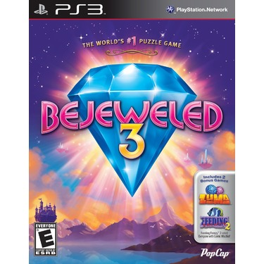 PS3 Bejeweled 3