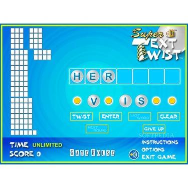 Super Text Twist PC Game