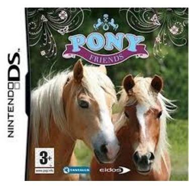 Nintendo DS Pony Friends