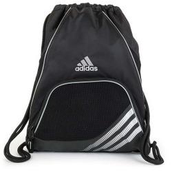 Adidas Black Shoe Bag