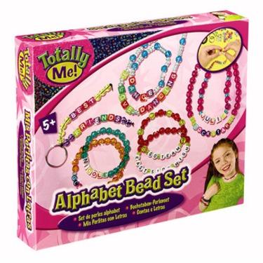 Totally Me!  Alphabet Bead Set