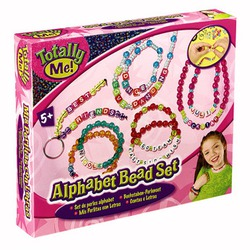 Totally Me!  Alphabet Bead Set