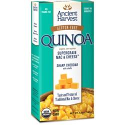 Ancient Harvest Gluten-Free Supergrain Sharp Cheddar Mac & Cheese