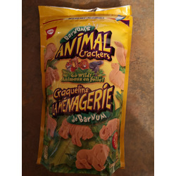 Mr. Christie's Snak Paks Barnum's Animal Crackers