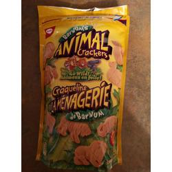 Mr. Christie's Snak Paks Barnum's Animal Crackers