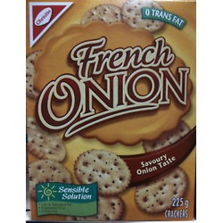 Christie French Onion Crackers