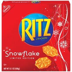 Ritz Snowflake Crackers