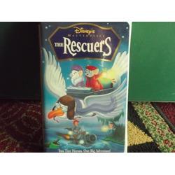 Disney's The Rescuer's