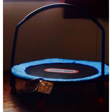 Little tikes single trampoline
