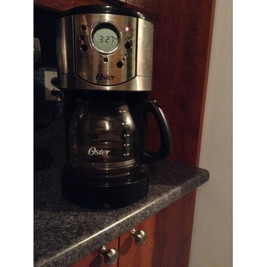 Oster coffee machine 12 cups