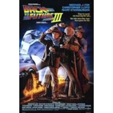 Back to the Future III (1990)