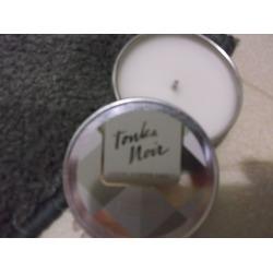 Tonka Noir Illume Candle
