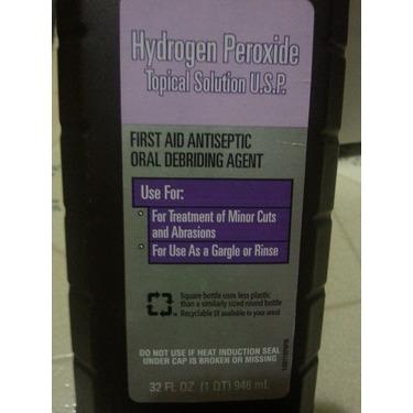 Hydrogen Peroxide- generic brand
