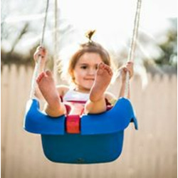 Little Tyke 2-in-1 Snug 'n' Secure Swing