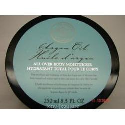 The Somerset Argan Oil All over Body moisturizer