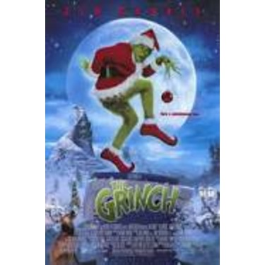 Dr Seuss How The Grinch Stole Christmas 2000 Reviews In Dvd Chickadvisor Page 2