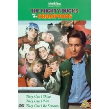 The Mighty Ducks are the Champions (1992)
