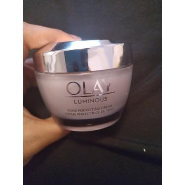 Olay Regenerest Luminous Tone Perfecting Cream