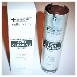 Radha Beauty Skin Clearing + Anti-Aging Serum