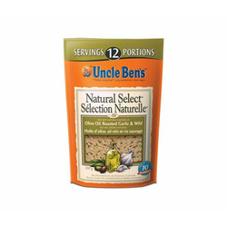 Uncle Ben's Natural Select Roasted Garlic & Olive Oil
